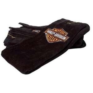 Harley Davidson Premium Tri Fold Towel