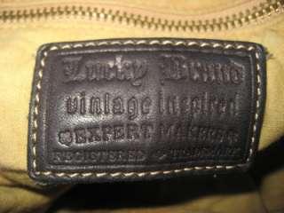 Leather Hobo Satchel Shoulder Purse Drawstring Bag Chic Boho