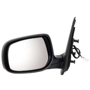 Pilot 07 10 Toyota Yaris Sedan Power Non Heated Mirror