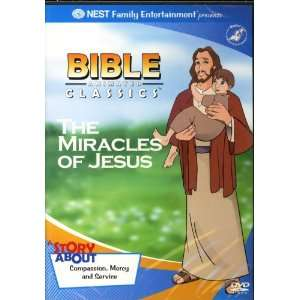 DVD Bible Animated Classics/Miracles Of Jesus: Movies & TV