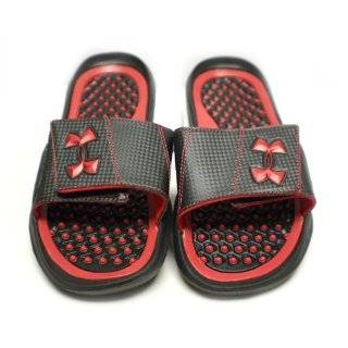 Men's UA Ignite Camo Slides Sandal by Under Armour: Shoes