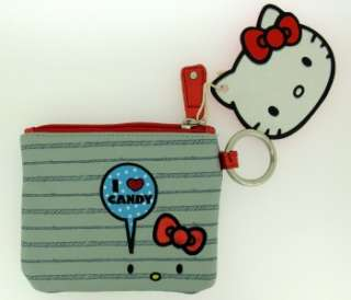 Loungefly Hello Kitty I Love Candy Coin Bag Wallet New