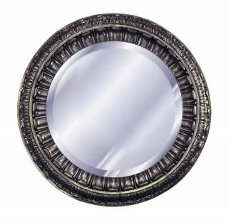 Large Round Mirror 30 Old World Finishes