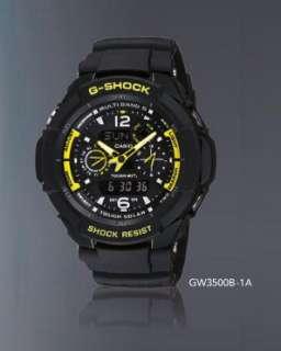 Casio G Shock Gw 3500b