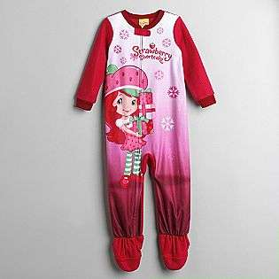 Sleeper  Strawberry Shortcake Baby Baby & Toddler Clothing Sleepwear