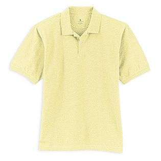 Short Sleeve Interlock Polo  Covington Clothing Mens Shirts