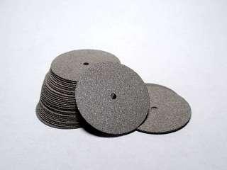 Thin Cutting Separating Discs Dremel Rotary Tool Jewelry Dental .015