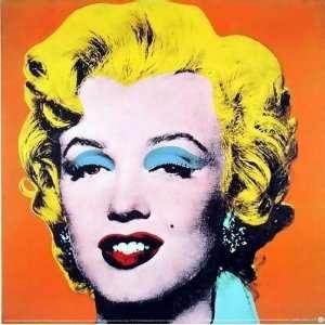 Andy Warhol Authorized Marilyn Monroe