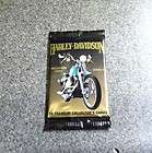 BOX OF 1992 SERIES 2 HARLEY DAVIDSON CARDS 36 PACKS