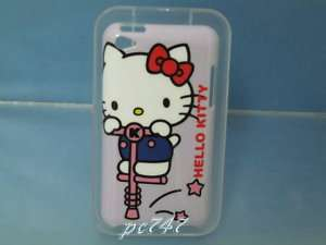 Hello Kitty 59 Hard Cover Case iPod Touch 4th w/GIFT