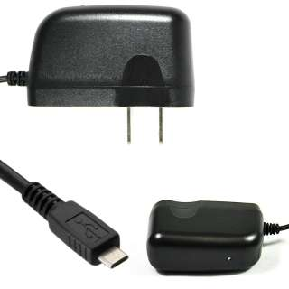 MICRO USB WALL / HOME CHARGER FOR MOST LG PHONES   AC POWER ADAPTER