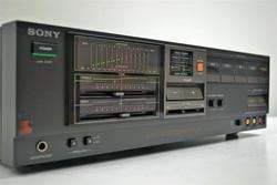 Sony Stereo Integrated Amplifier Amp TA AX520