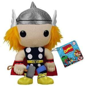 Thor   Avengers   Marvel Comics   7 Plush Toy Toys & Games
