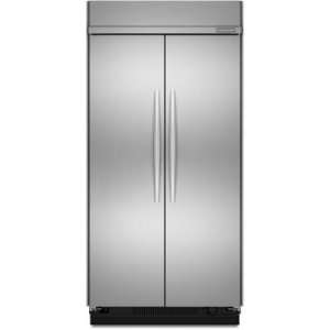 Kitchen Aid 29.8 Cu. Ft. Stainless Steel Side By Side Refrigerator