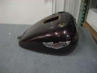 05 Harley FLSTN Softail Deluxe Fuel Gas Tank