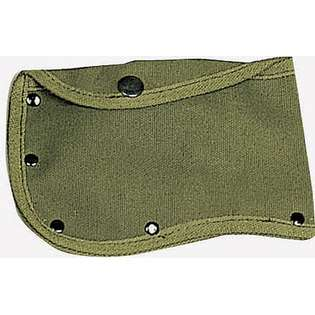 Rothco Olive Drab Canvas Axe Sheath at