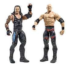 WWE Series 11 Battle Pack Action Figure 2 Pack   Undertaker & Kane