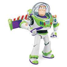 Story Buzz Lightyear Talking Action Figure   Thinkway
