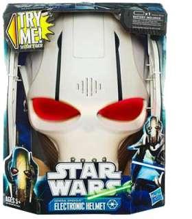 Star Wars Electronic Helmet   General Grevious   Hasbro   Toys R