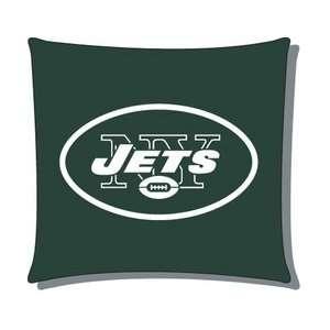 New York Jets NFL Team Floor Toss Pillow by Northwest (27