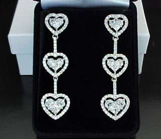 VELVET Necklace and/or Earrings Jewelry Set Deluxe Gift Box