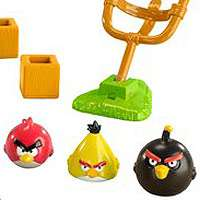 Angry Birds Knock on Wood Game   Mattel