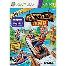 Cabelas Adventure Camp for Xbox 360 Kinect   Activision   Toys R
