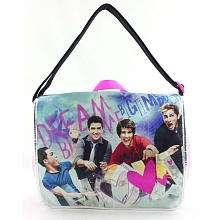 Messenger Bag   Dream Big Time   Global Design Concepts