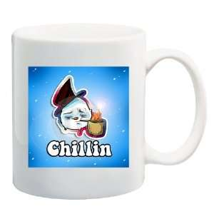 PIPE CHILLIN Mug Coffee Cup 11 oz ~ Marijuana Weed: Everything Else