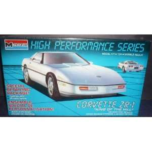 #2785 Monogram Corvette ZR 1 1/24 Scale Plastic Model Kit