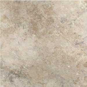 Glazed Porcelain 12 x 12 Beige Gray Ceramic Tile