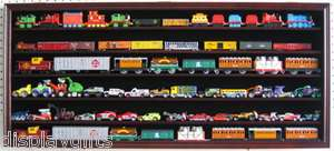 Diecast Toy Car, Trucks, Train, Hot Wheels Display Case