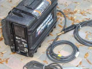 Miller Passport PLUS Suitcase MIG, Stick Portable Welder Pkg ~ GreaT