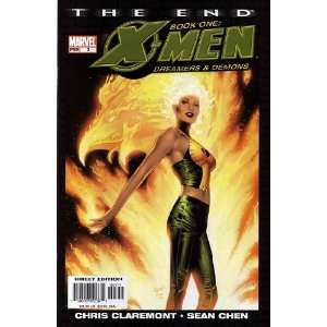 X Men the End Book 1 Dreamers and Demons (2004) #3 Books