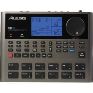Alesis SR18 Digital Drum. ALESIS PRO DRUM MACHINE PACCS