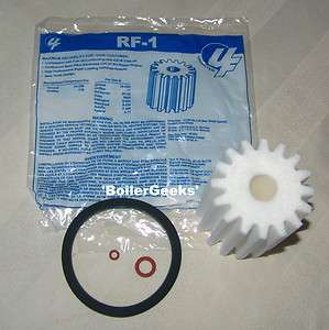 RF 1 MICRON rated FUEL OIL FILTER for 1A, General 77, & 1A25A filter