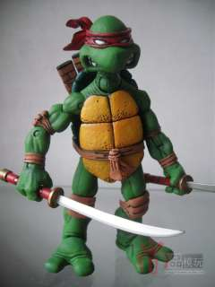 NECA TMNT TEENAGE MUTANT NINJA TURTLES Leonardo figure #1