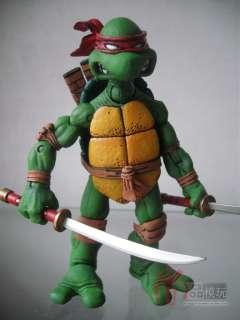 NECA TMNT TEENAGE MUTANT NINJA TURTLES Leonardo figure #1 |