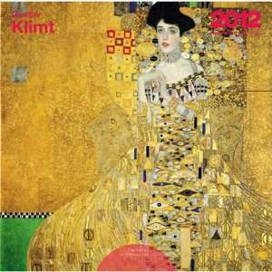 Klimt 2012 Art Wall Calendar Arts, Crafts & Sewing