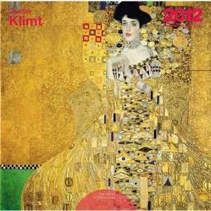 Klimt 2012 Art Wall Calendar Arts, Crafts & Sewing