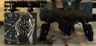 UK New Mens Black Army Military Sport Navy Stylish Mens Quartz Watch
