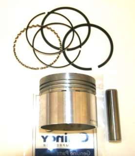Quincy Air Compressor Piston, Rings & Rod Kit 112610SP
