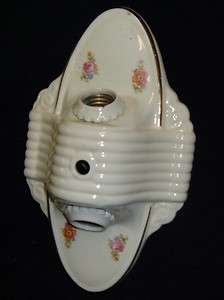 Shabby Ceiling Chic Wall Sconce Fixture Light Vintage Antique