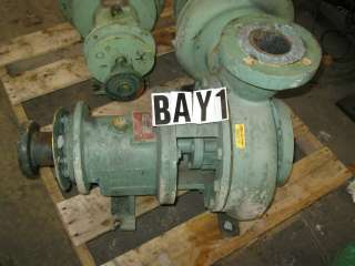 10B General Service Industrial Pump 600 GPM 100 Head CL Series