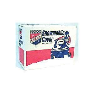 Sno Rider Snowmobile Cover Black   Large: Everything Else