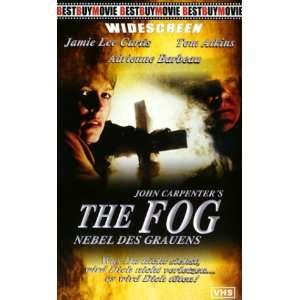 The Fog [VHS] Adrienne Barbeau, Jamie Lee Curtis, Janet