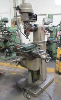 SOUTHBEND Vertical Turret Milling Machine,