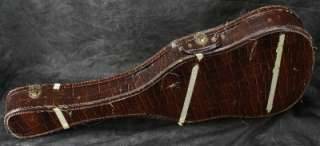 Vintage 50s Old Kraftsman Kay Archtop Hollowbody Electric Guitar w
