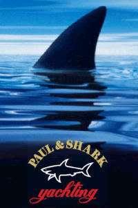 BNWT Paul & Shark Yachting Long Sleeve Stripes Polo Shirt