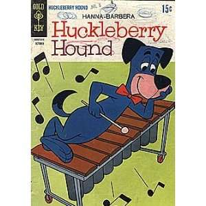 Huckleberry Hound (1962 series) #39 Gold Key Books